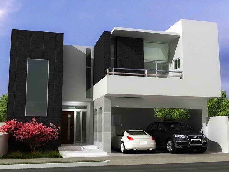 Car garage plans modern home design car garage plans for Minimalist house design 36 72