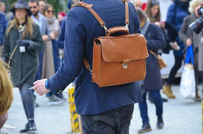 105 best Leather Backpack images on Pinterest