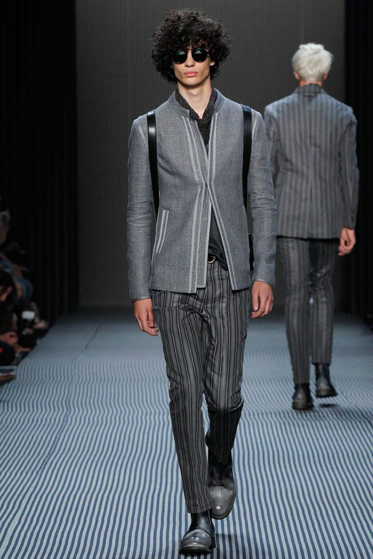 John Varvatos, Look #9
