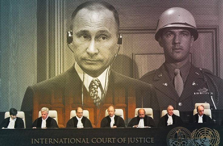 Лидер русских националистов Владимир Басманов (Поткин) обратился в Международный Трибунал в Гааге, с требованием расследования преступлени…