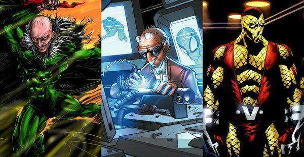 Posible trama para los villanos de 'Spider-Man: Homecoming' - http://paraentretener.com/posible-trama-para-los-villanos-de-spider-man-homecoming/