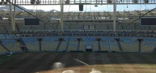 Carga de ingressos no Maracanã será mais baixa na Libertadores