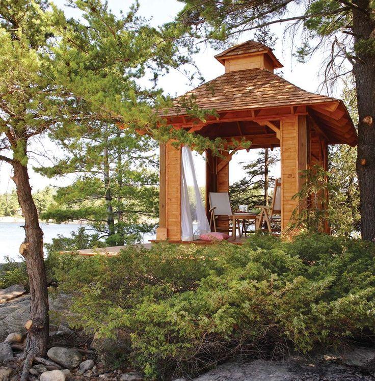 Free woodworking plans garden gazebo b&q