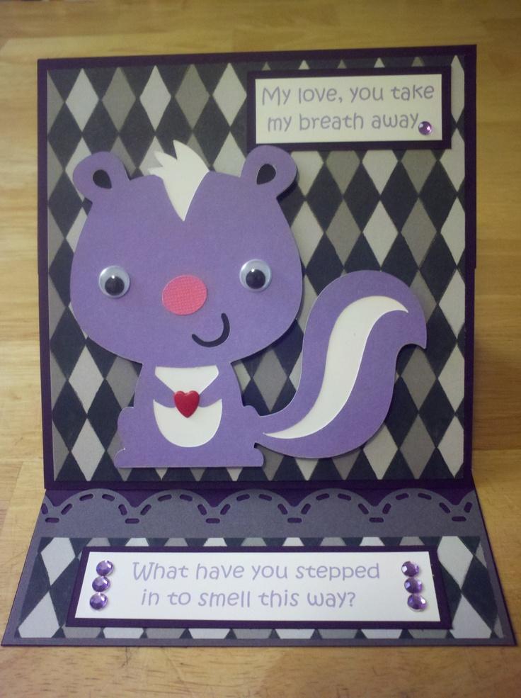 6. Easel Valentine card. #Cricut