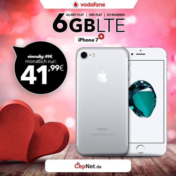❤💑🎁 Valentine's Day Sale  Apple iPhone 7 32GB mit günstigem Vodafone Smart XL Deluxe Vertrag  👉👉 https://www.cepnet.de/smartphones/apple/iphone-7/32gb-silber/vodafone/smart-xl-deluxe/?utm_source=cepnet_sosyal&utm_medium=sosyal&utm_campaign=vodafone_i7&bid=faa    #CepNet #Vodafone #Apple #iphone7 #Vertrag #WinterSale #Valentinesday #Deutschland #Valentinstag #Sale #Handy #Smartphone #iphone