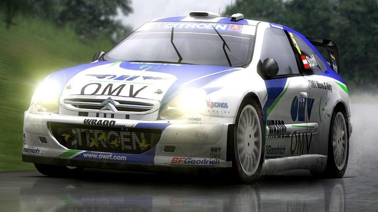 Richard Burns Rally PC Game Screenshots