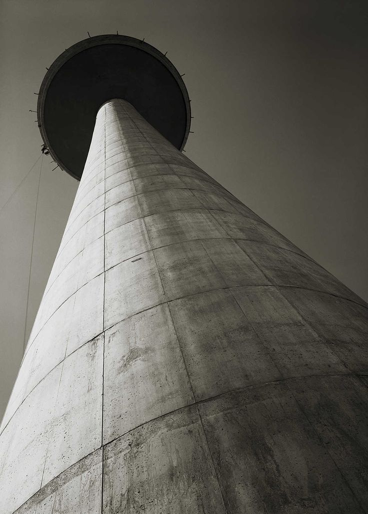 Fernsehturm Hannover - Heinrich Heidersberger - pictures, photography, photo art online at LUMAS