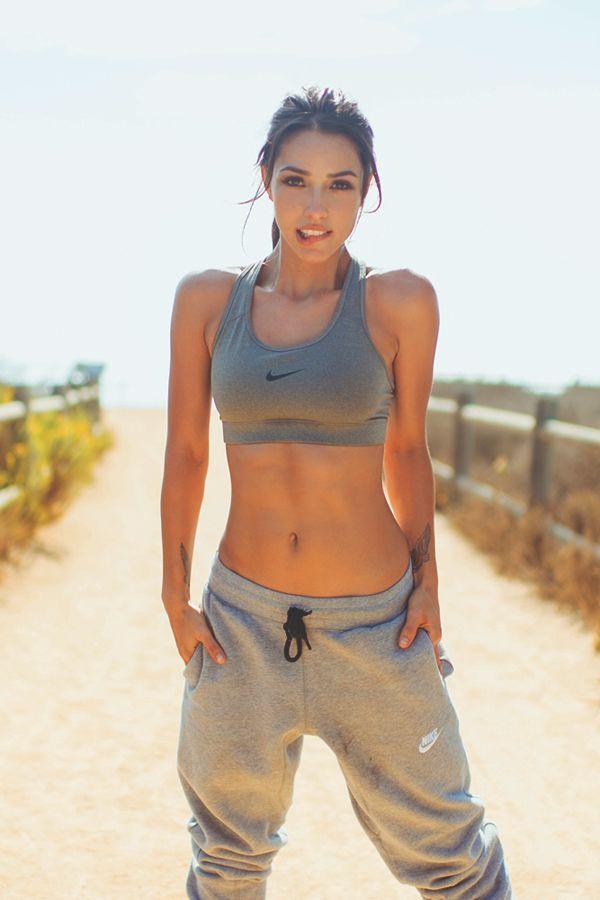 Chicas Fitness que te motivarán a darle al gimnasio