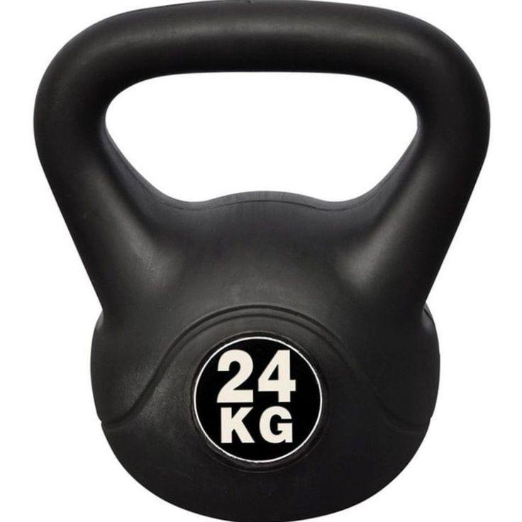 Workout Gym Kettlebell Training Crossfit Fitness Strength Weight Lifting 24 Kg #WorkoutGymKettlebell
