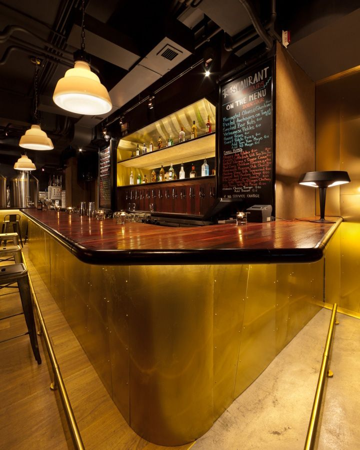 Tipping Point Brewery, Bar And Restaurant By Arboit, Hong