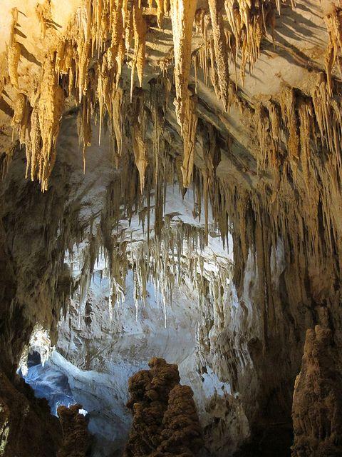 Grotta del Fico - Sardinia, Italy