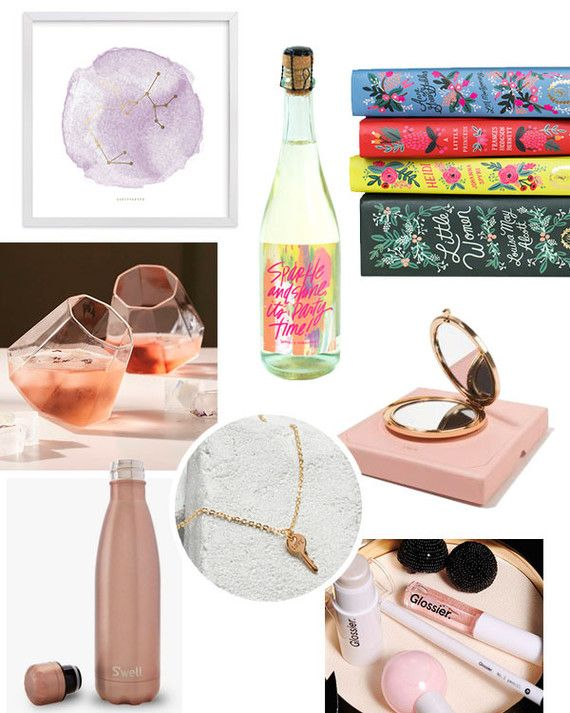 """They've helped you plan, watched you try on your gown, picked out flowers, and DIY'd décor for your reception. Now it's time to give back withthoughtful, creative bridesmaids' gifts that show how much you really appreciate your girls.For bridal parties and budgets both large and small, we gathered suggestions for presents that will have your girls gushing—even before you say, """"I do."""" Whether you're looking for something small to say """"thank you"""" or a truly special gift to give you..."""