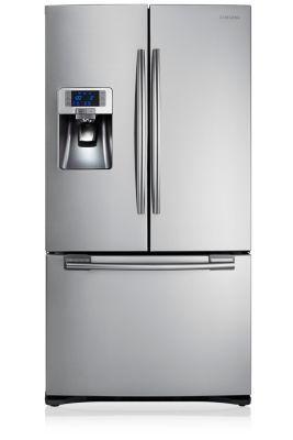Franske dører kjøleskap / fryser RFG23UERS<br/><br/>