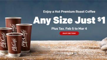 McDonald's Canada Coupons, Specials & Deals 2018 on http://www.canadafreebies.ca/