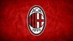 AC Milan FC Football Logo HD Wallpaper