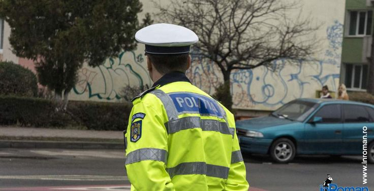 Polițiștii ne păzesc de 1 mai
