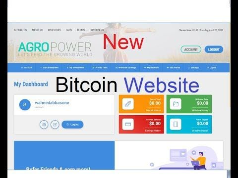 NEW BITCOIN EARNING SITES 2019 | BEST FREE MINING SITE