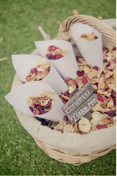 50 schöne rustikale Hochzeitsideen