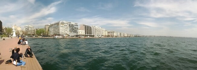 Port, Thessaloniki.