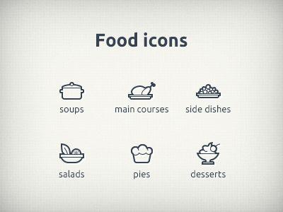 Foodicons