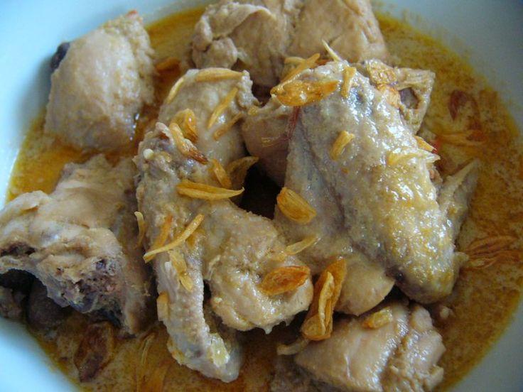 38 Best Resepi Opor Ayam Images On Pinterest Indonesian