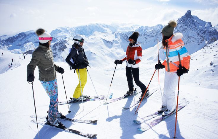 Ski resort France Courchevel - Ski holidays France, 3 Valleys ski area - French Alps ski http://www.courchevel.com/winter/en
