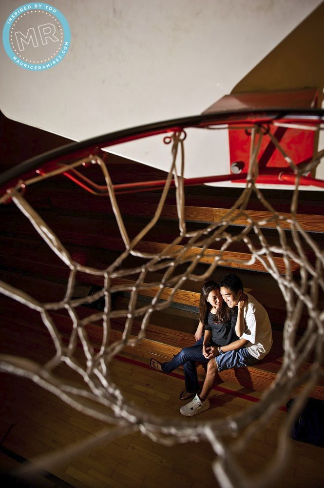 basketball engagement photos - Google Search