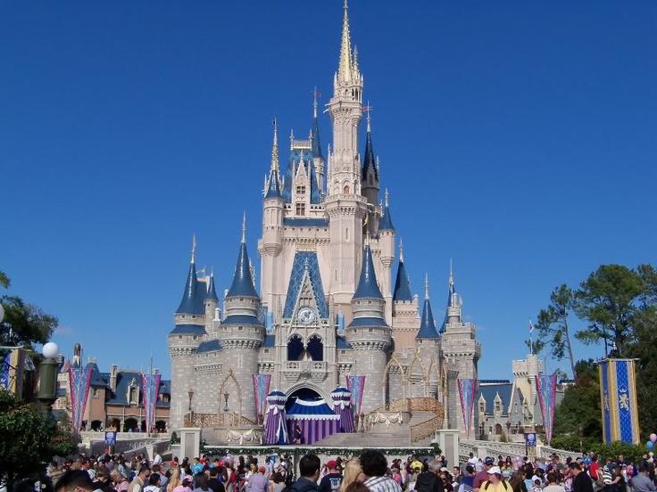 Disneyland, Florida - Il Castello di Cenerentola