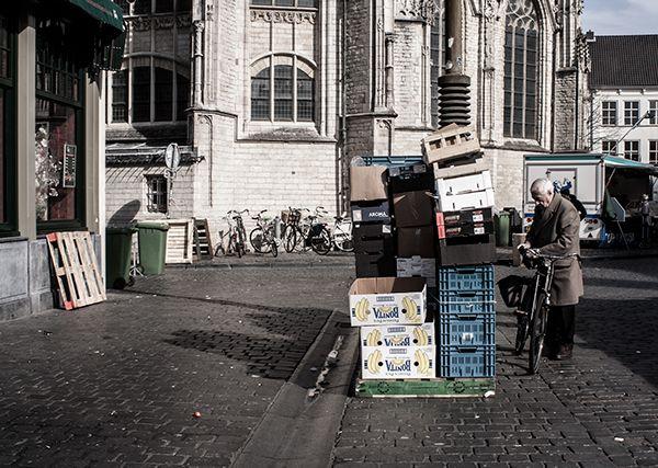 City Life on Behance