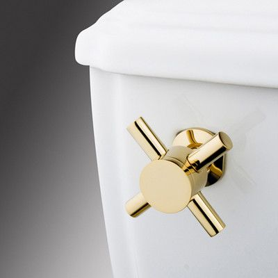 Elements of Design South Beach Toilet Tank Lever & Reviews | Wayfair