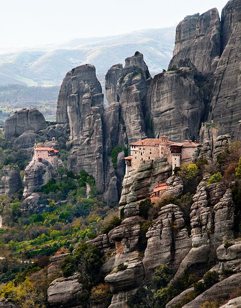 Meteora - Greece Is....theorata