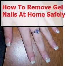 Learn how to remove gel nails at home safely. This guide demonstrates the safe method for removing gel nails without damaging your nail bed. STEP-BY-STEP