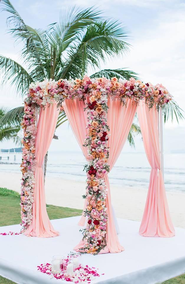 Destination Wedding Decor - Nopparat Photography