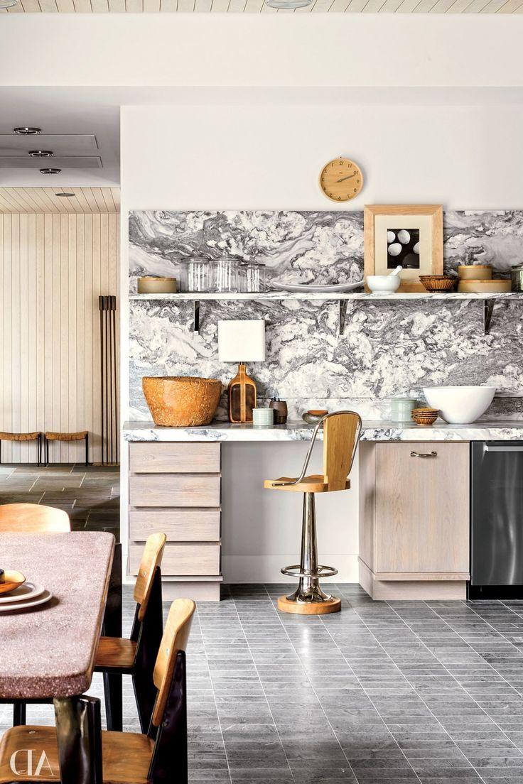 9 Unique Checkerboard Kitchen Floor Ideas, Retro Tile Trend ...