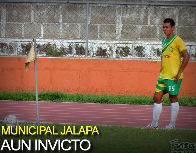 Municipal Jalapa Aun Invicto