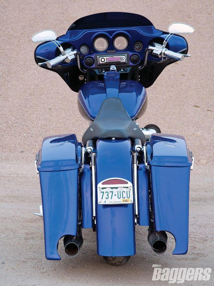 Open Relationship | 2002 Harley-Davidson Electra Glide Standard | Baggers