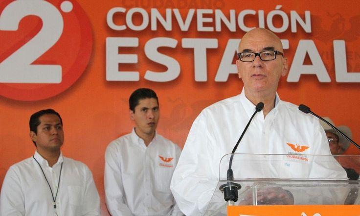En Morelia, y en el marco de la Convención Estatal del partido naranja, su coordinador nacional se dijo convencido de que el nuevo coordinador estatal dará oxígeno a los trabajos ...