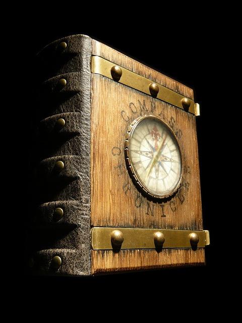 Compass Chronicles 2011 by Alexander Solarov, via Flickr