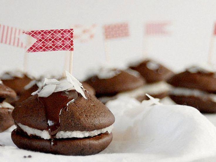 Tutorial fai da te: Dolce al cocco e cioccolato via DaWanda.com