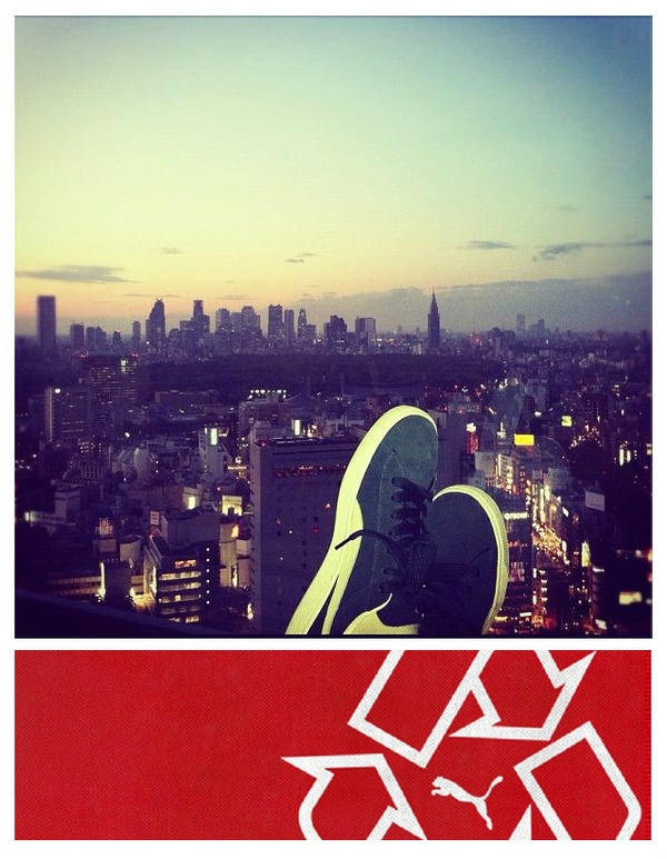 BRANDRECYCLING: Puma gaat biologisch afbreekbare schoenen + kleding produceren. Collectie ligt 2013 in de winkels: http://www.duurzaambedrijfsleven.nl/46759/puma-lanceert-bio-kleding-in-strijd-met-nike-adidas/ … pic.twitter.com/Ec4HLfMS