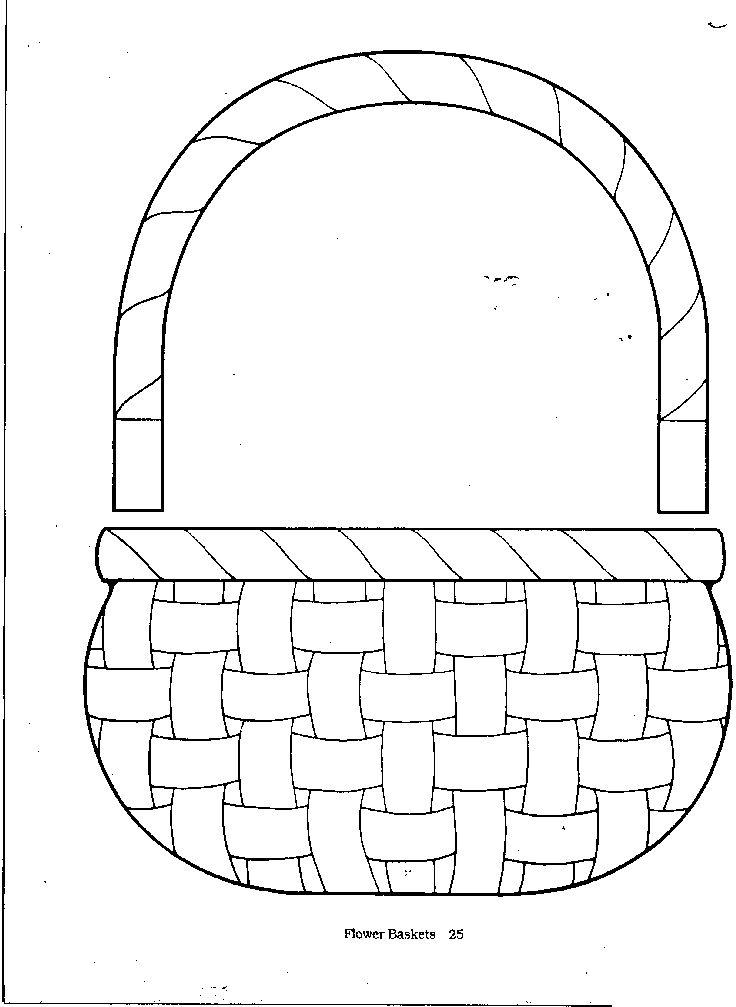 Best 25+ Easter basket template ideas on Pinterest