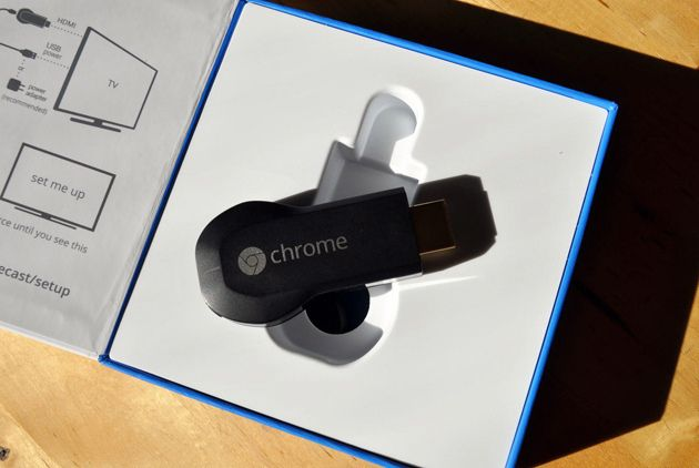 Chromecast Now Lets Your Guests Take Over Your TV Without Needing Your WiFi Password