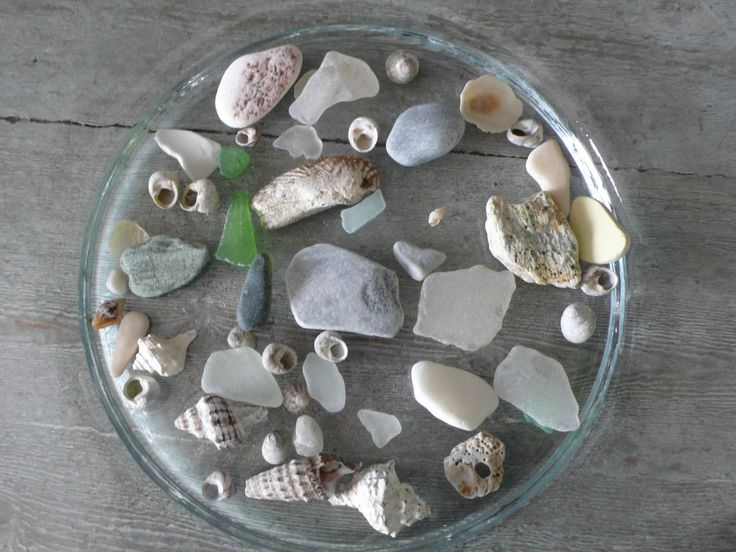 Little treasures I found at Kala Nera Beach in Pilion (Greece) in oktober 2013
