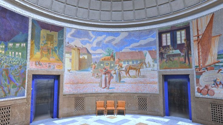 Memorial Hall - Hans Christian Andersen Museum by Ken Varner