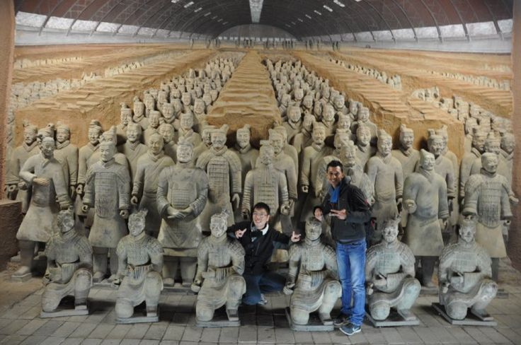 Terrific China39s Legendary Terracotta Army Pack N Go Everywhere also Terracotta In China | Goventures.org