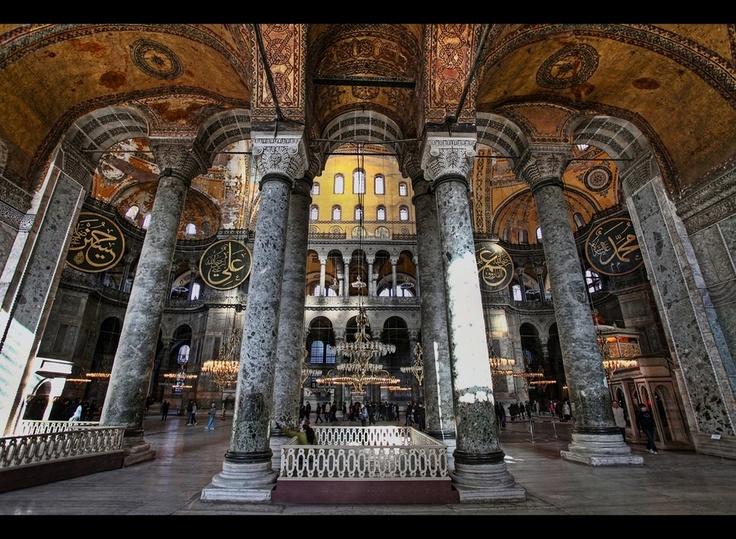 *Hagia Sophia* by erhan sasmaz, via 500px