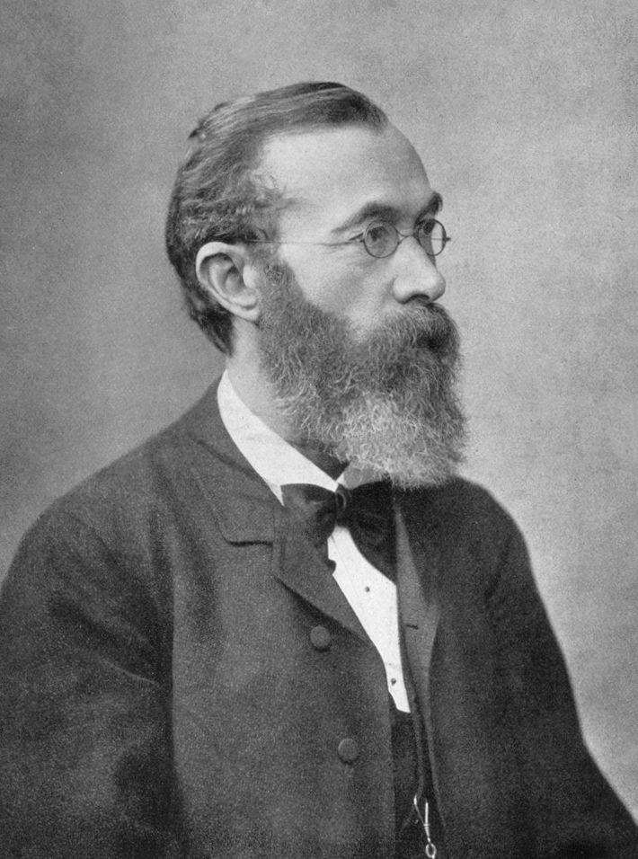 Wilhelm Wundt um dos fundadores da Psicologia Experimental junto com Ernst Heinrich Weber e Gustav Theodor Fechner