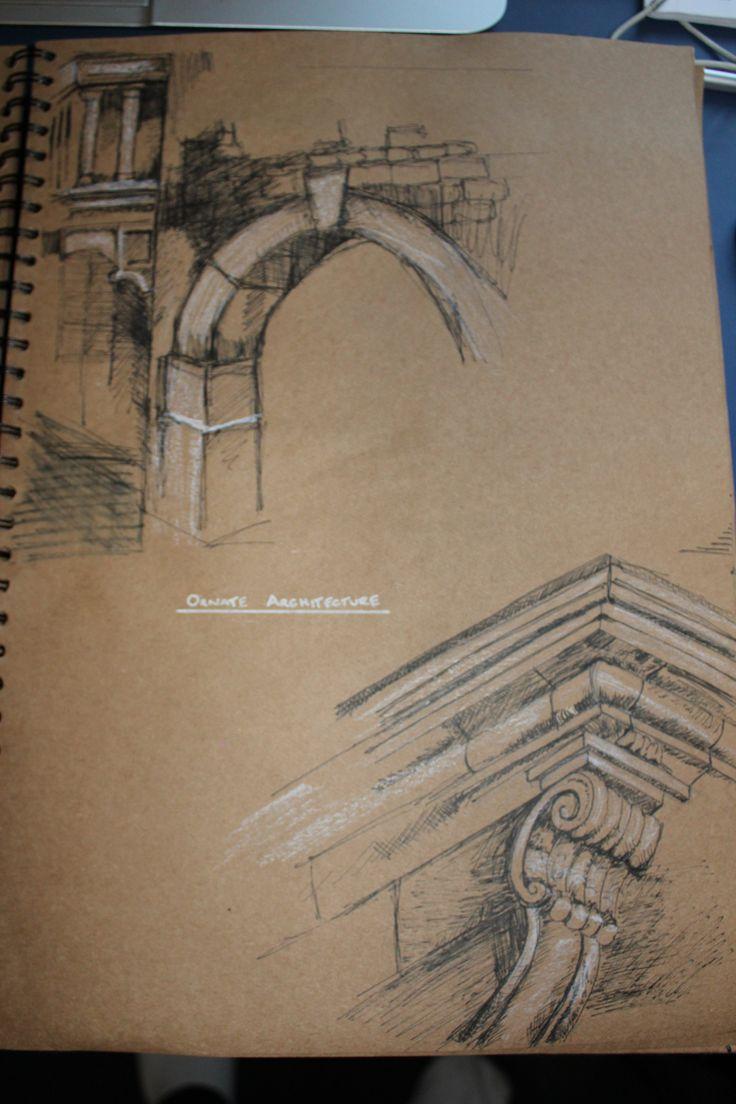 James skinner's gcse sketchbook Inspired by Ian Murphy