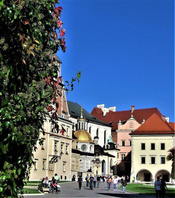 WWW Wiersze Wycieczki Wspomnienia: Jesień na Wawelu