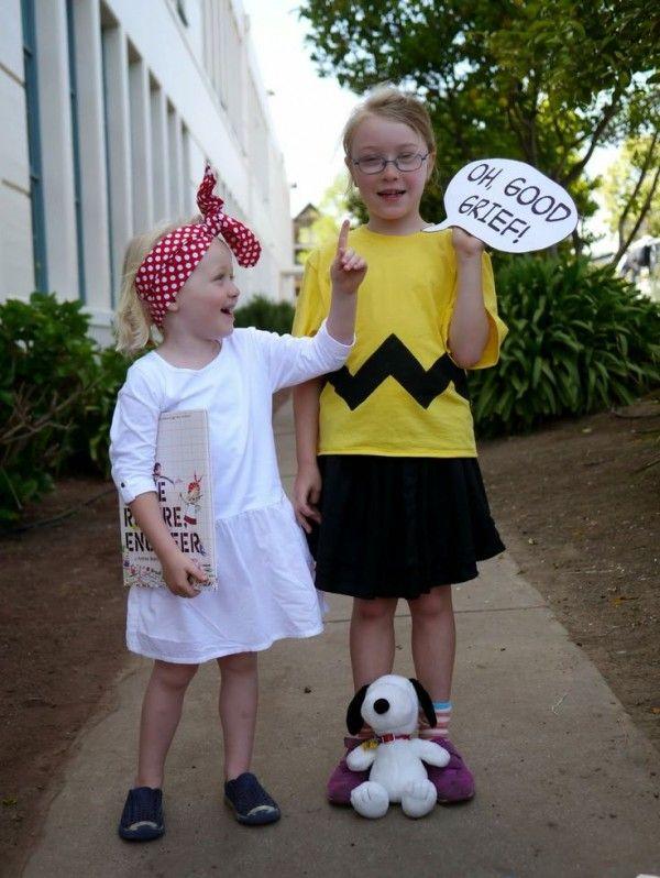 Book week costume idea 14